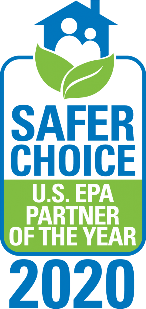 Safer Choice - US EPA Partner of the Year 2020 Logo